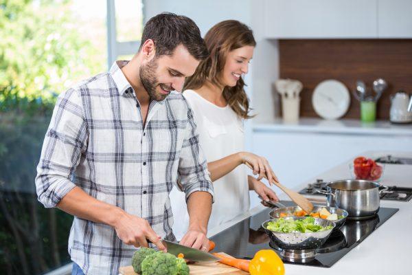 Cucina di coppia