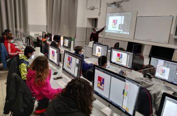 Laboratorio grafico ipermediale