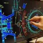 Immagine tecnico meccatronico industriale e tecnico veicoli e trasporti sostenibili