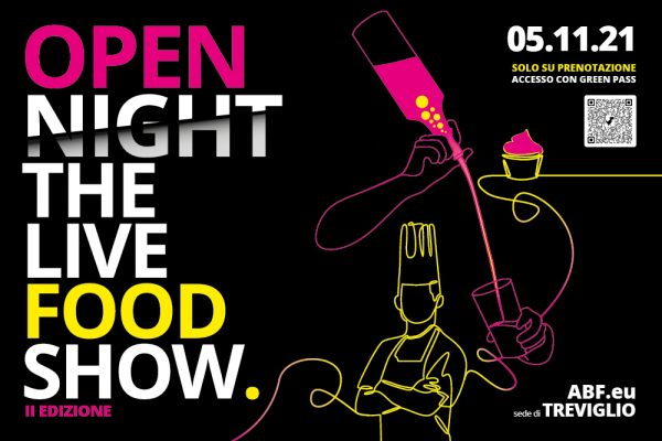 open-night:the-live-food-show