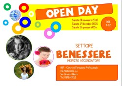 Open day acconciature