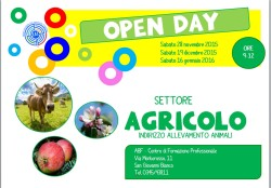 Open day agricolo