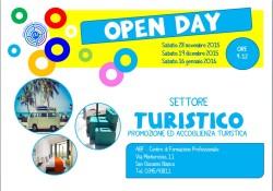 Open day turistico